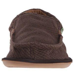 Sanuk Shoes - Sanuk Chibalicious  Men's Casual Shoe Brown Hemp